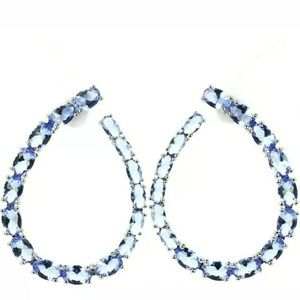 Jewelry - Beautiful silver filled earings